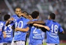 Copa Sudamericana : Olimpia 2x1 EMELEC (15 Septiembre 2011)