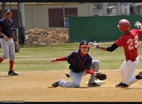federación ecuatoriana de béisbol inició campeonato nacional sub-19