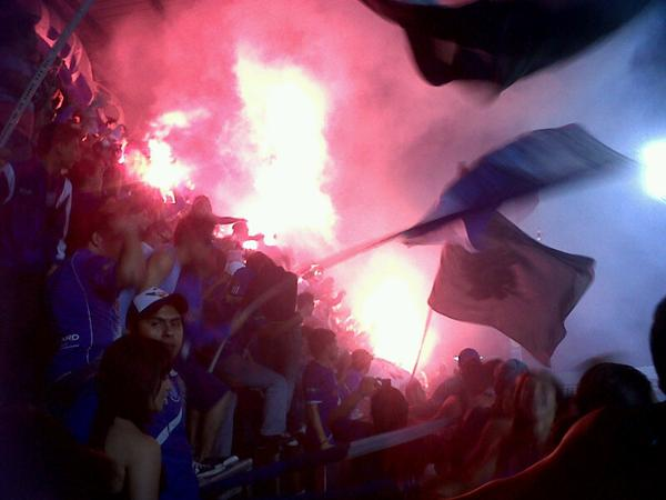 Emelec 2x0 Independiente del Valle (1 Octubre 2011)