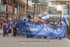 Convocatoria a caminata mañana emelexistas en Santo Domingo