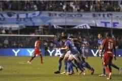 Juan Ramón Carrasco agradeció el gesto de confianza de sus jugadores