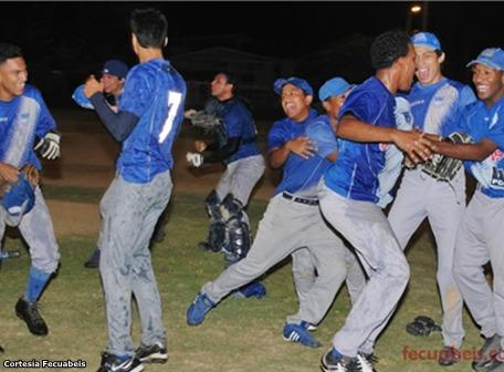 Emelec campeón sub-19 de béisbol al ganar a Club Rojos