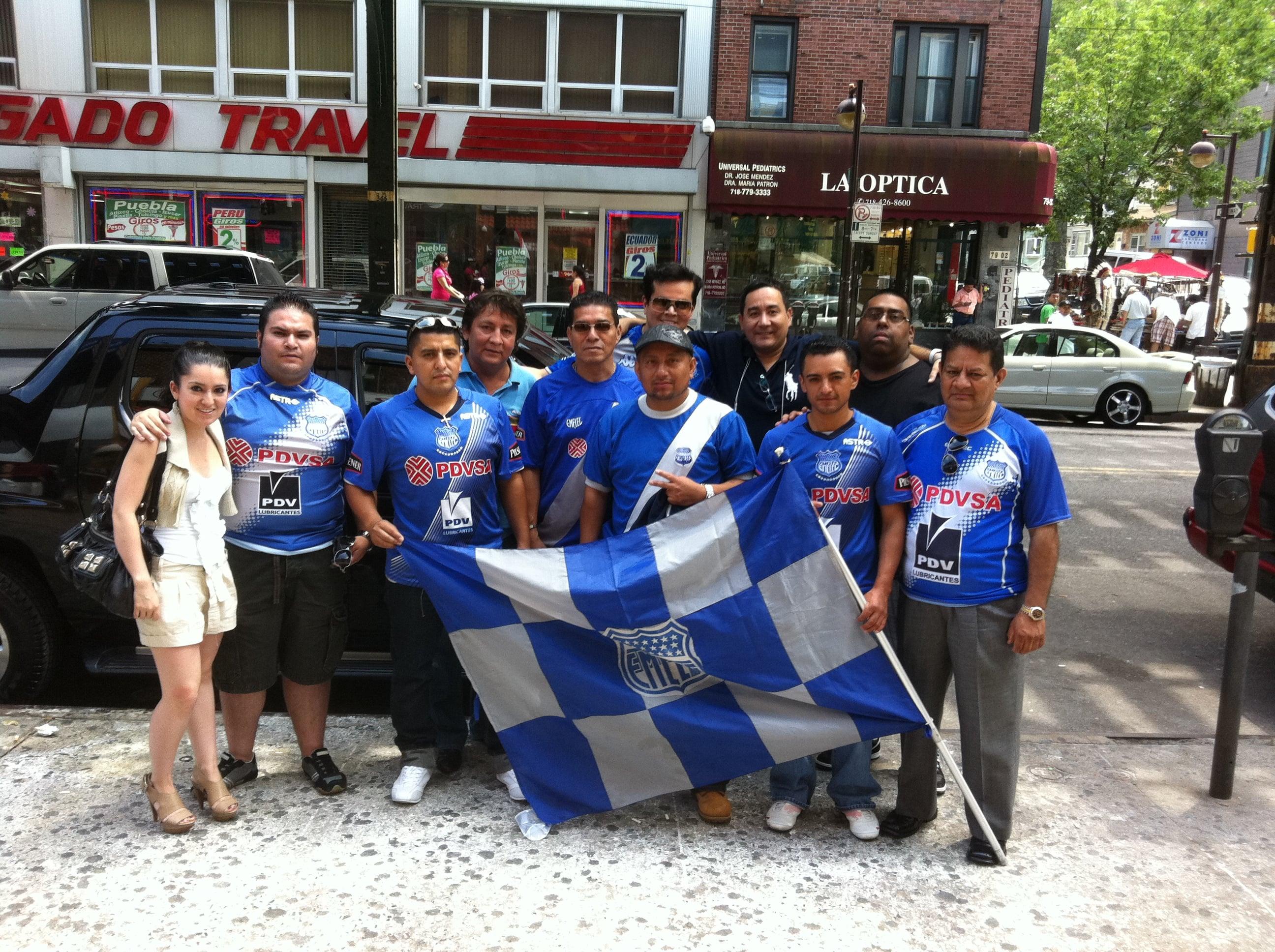 Convocatoria a los emelexistas en New York y New Jersey para la primera Final 2