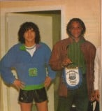 Kléber Fajardo recuerda la final del 88 cuando EMELEC venció a D.Quito