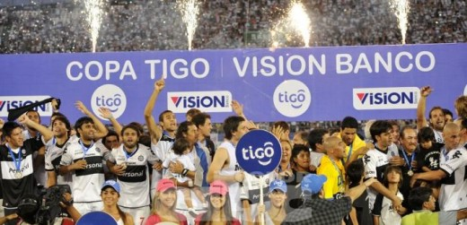 Olimpia Copa Libertadores