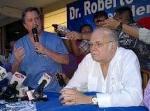 Roberto Gilbert se postuló a presidente de Emelec