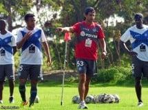 """Fleitas """"No me asusta enfrentar la Libertadores"""""""