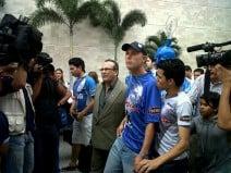 Luciano Figueroa llegò para el Bombillo