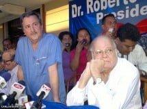 Roberto Gilbert retira su candidatura a presidente de Emelec