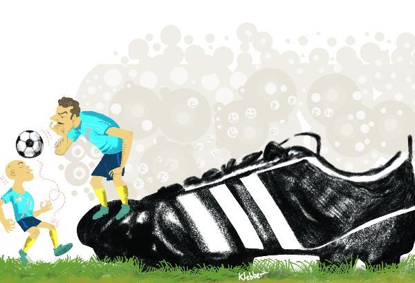 códigos para juveniles son más flexibles en el fútbol