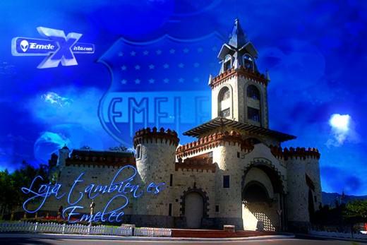 emelexista emelec Loja es territorio Azul