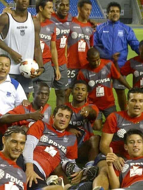 Copa Libertadores : EMELEC visita a Flamengo por liderazgo del Grupo 2