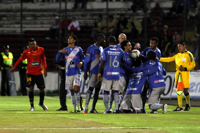 Deportivo Cuenca 0x3 EMELEC (24 de Marzo 2012) 1