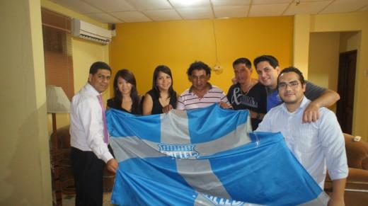 Giussepe Cavana en Radio emeleXista
