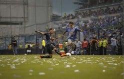 Emelec 1x1 Independiente José Terán (28 Abril 2012)
