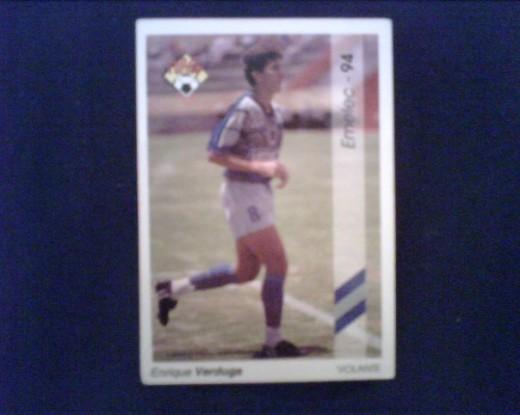Enrique Verduga campeón 1993
