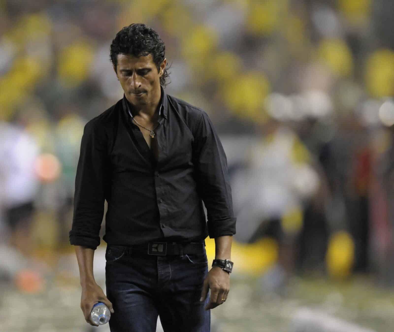 """Marcelo Fleitas """"Me quedo con la actitud y las ganas del equipo"""""""