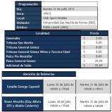 EMELEC vs. Universidad San Martín (31 Julio 2012)