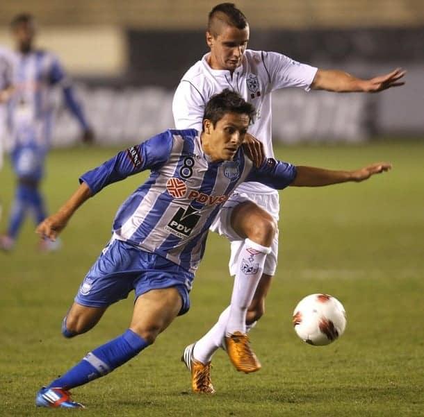 copa sudamericana : u. san martín 1 vs 1 emelec  (21 agosto 2012)
