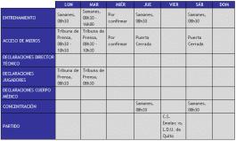 Cronograma de Trabajo semana 24 al 30 de Septiembre
