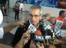 Olimpia llegó a Guayaquil