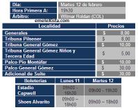 Club Sport Emelec  vs. Vélez Sarsfield