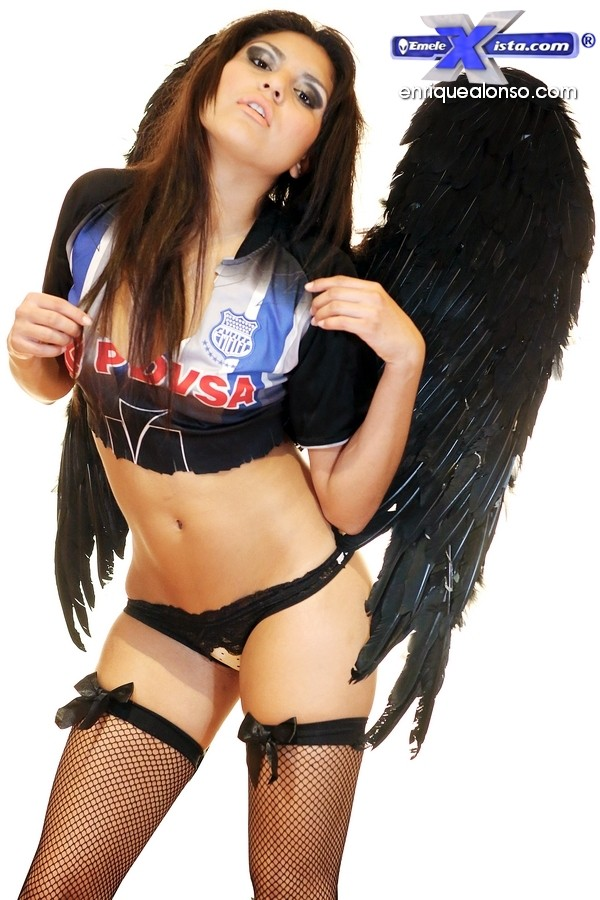 emelec angelitas 10