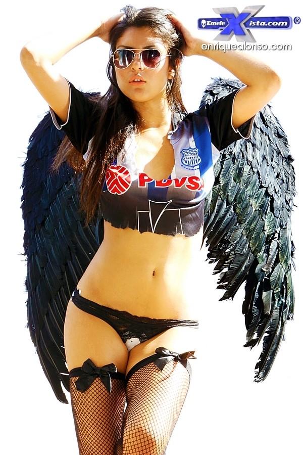emelec angelitas 11