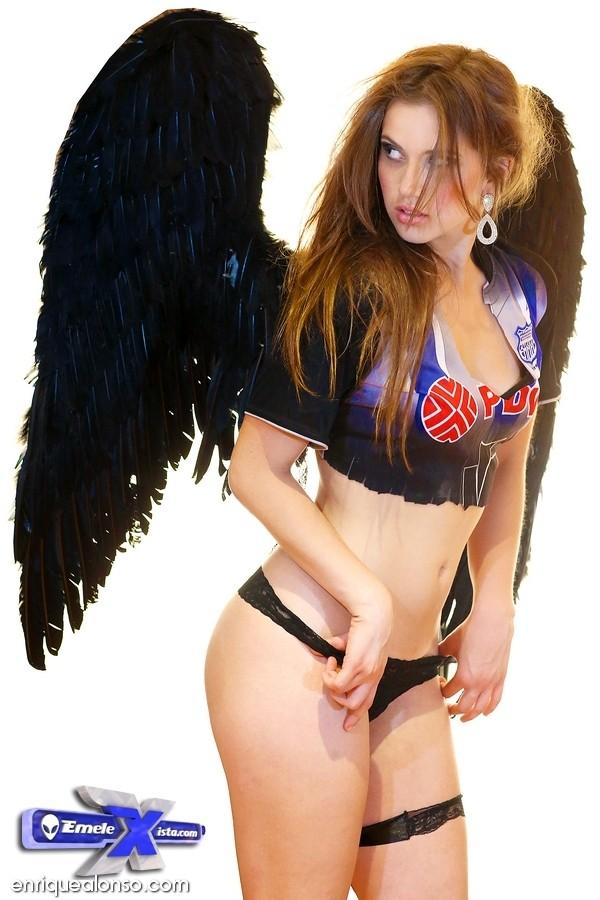 emelec angelitas 2