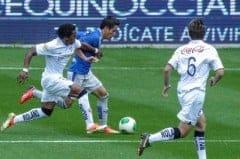 EMELEC vs. Liga de Quito (28 de Septiembre del 2013)