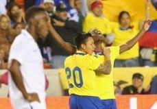 Partido Ecuador 2 vs 2 Honduras