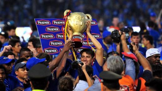 Emelec campeón 2013