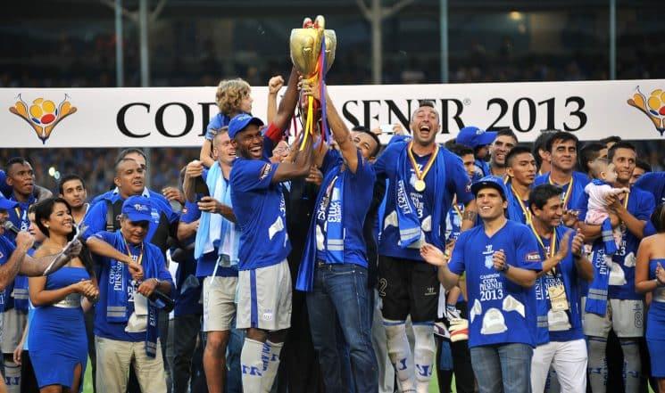 emelec campeon 2013