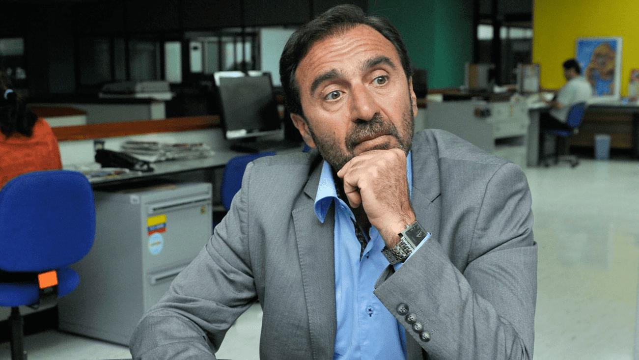 nassib neme: 'emelec no sufre de crisis'