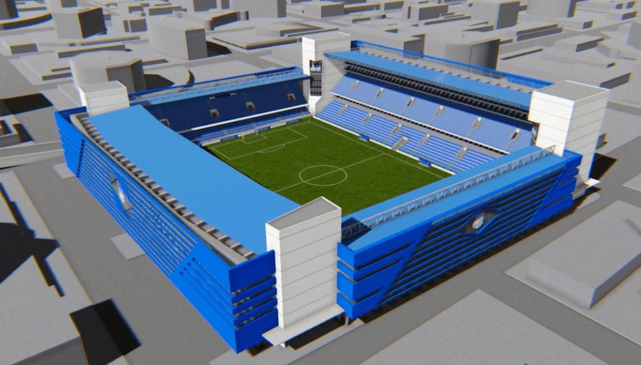 estadio de emelec tendrá próximamente capacidad para 40.000 personas