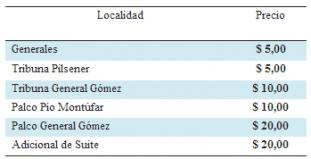 Boletín oficial : Venta de boletos Emelec vs. Manta FC (7 Marzo 2014)