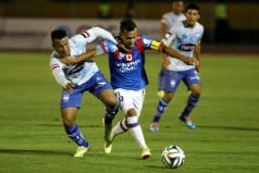 Deportivo Quito 0X0 EMELEC (26 Marzo 2014)