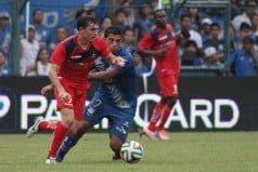 EMELEC 0 vs 2 Olmedo (4 de Mayo del 2014)