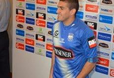 Mauro Fernández fue habilitado por Emelec  en la FEF