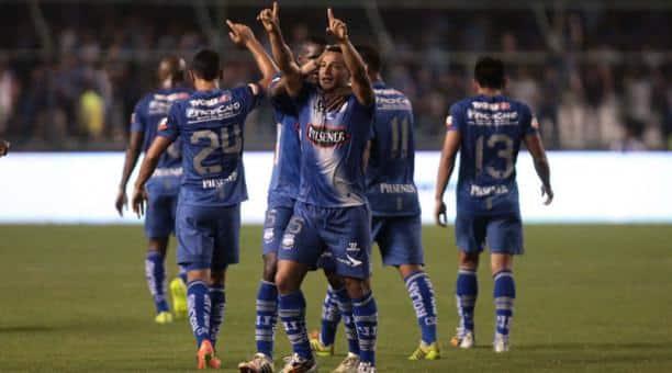 Copa Sudamericana : Águilas Doradas vs. Emelec (19 de Agosto del 2014)
