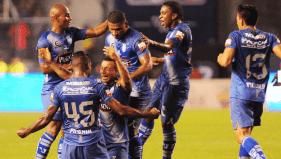 EMELEC 3 x 0 Deportivo Cuenca (13 Agosto 2014)