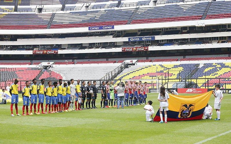 hoy arribará la tricolor sub16 campeona de la copa de naciones