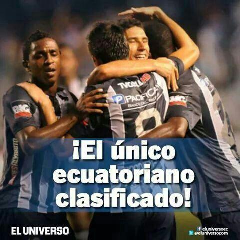 Copa Sudamericana : River Plate (URU) 1 x 1 EMELEC (Ecu) 25 Septiembre 2014 2