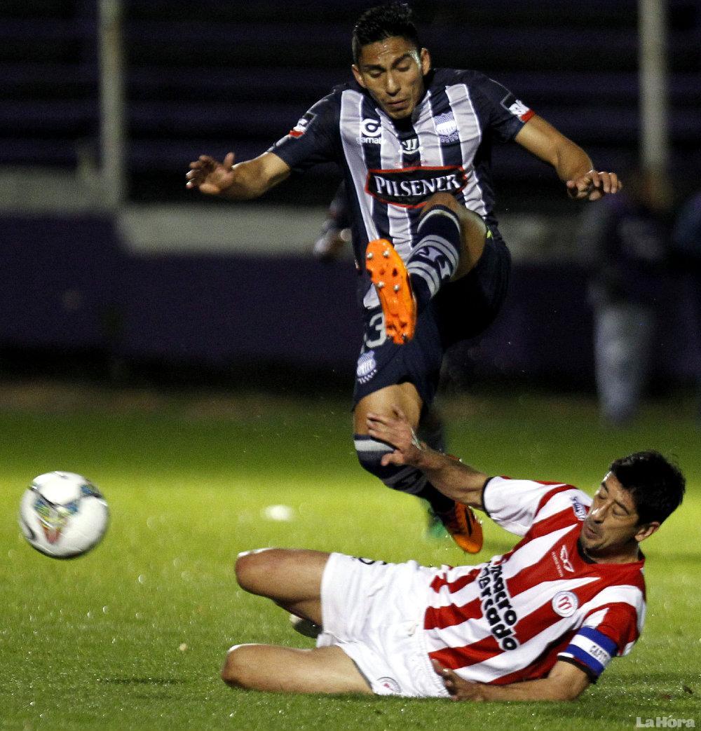 Copa Sudamericana : Emelec analiza variantes para medir a Goiás