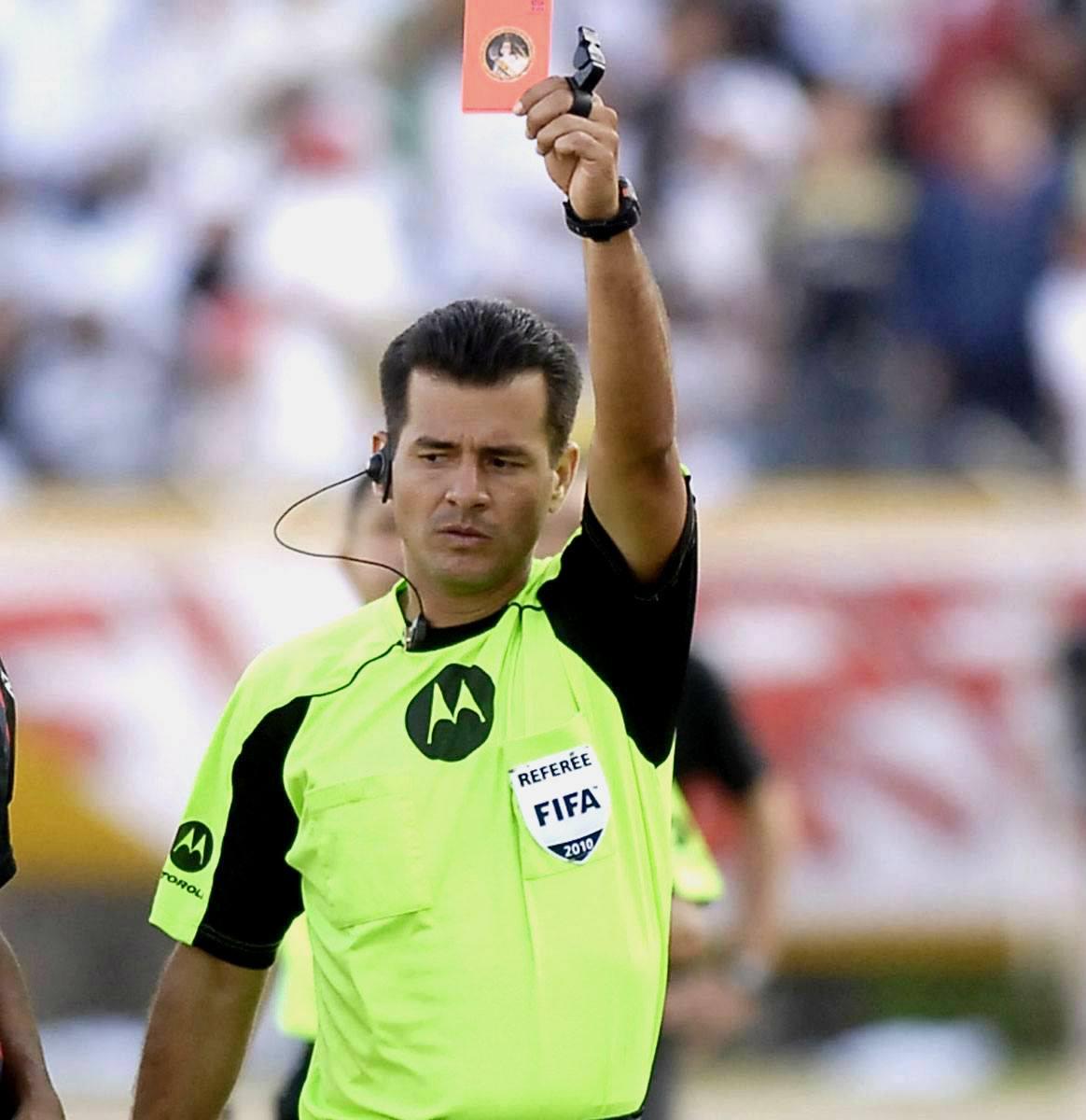 Clásico del Astillero : Carlos Vera será el árbitro central