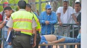 Hincha emelexista indocumentado falleció bebiendo por el triunfo azul