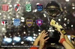 Copa Sudamericana 2014: llaves de los partidos de los cuartos de final