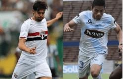 Copa Sudamericana : Sao Paulo vs. Emelec  (30 de Octubre del 2014)