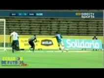Deportivo Quito 2 x 2 Emelec (26 de Octubre del 2014)