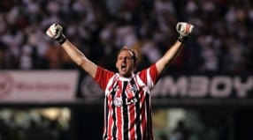 Rogerio Ceni es el jugador con más victorias